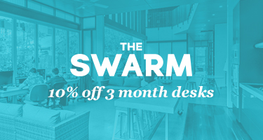 The Swarm Promotion - 10% off