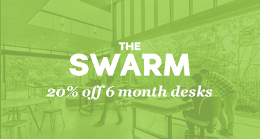 The Swarm Promotion - 20% off
