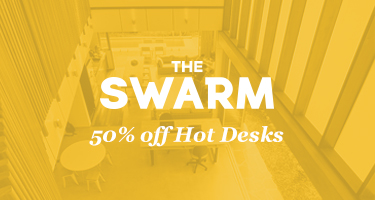 The Swarm Promotion - 50% off